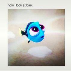 How I look at bae