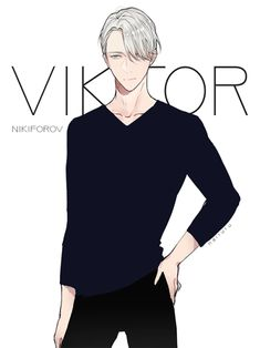 UUUUGH VIKTOR IS SO PERFECT GOOD HEAVENS