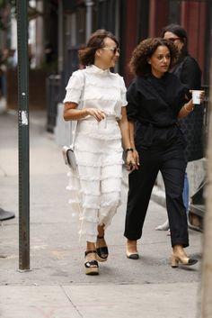Street Style New York - Verão 2017 Setembro 2016 Leo Faria/FOTOSITE