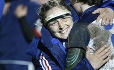 Gaëlle Mignot, celle qui veut marquer le rugby féminin - aufeminin - Juillet 2014
