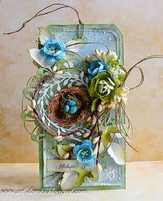 n2s : love the lil nest ♥ Dorota_mk