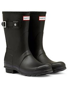 a37ee945038 12 Best Short Hunter Boots images in 2017   Hunter ankle boots ...