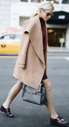 Camel Vince Jacket Fall Streetstyle Inspo by Happily Grey Look Fashion, Winter Fashion, Womens Fashion, Casual Fall Outfits, Winter Outfits, Mode Style, Style Me, Happily Grey, Outfit Invierno