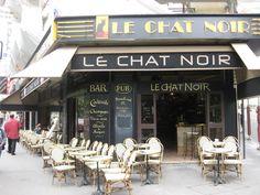 Le Chat Noir, Montmartre, Paris | by bluebeart