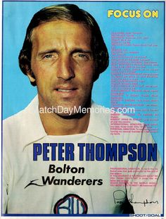 Bolton Wanderers – Football In Print Football Shirts, Football Players, Bolton Wanderers, English Football League, Preston North End, Liverpool Fc, Leeds, How To Memorize Things, Soccer