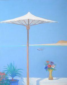 John Miller - Morning Trawler with Anemones - oil on canvas Sea Illustration, Illustrations, John Miller, Anemones, He's Beautiful, Beach Art, Unity, Oil On Canvas, Fine Art