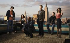 SciFi has a new show on called Alphas. It's a part of their Monday night lineup and joins returning shows Warehouse 13 and Eureka. In general, it's a story about people with special p… Michael Delorenzo, Ryan Cartwright, Laura Mennell, Warren Christie, Easy Listening, Tv Quotes, Sci Fi Movies, Me Tv, New Shows