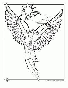 greek myths icarus Ancient Greek Gods and Greek Heroes Coloring Pages Greek Mythology Tattoos, Greek And Roman Mythology, Greek Gods And Goddesses, Ancient Greece For Kids, Ancient Greek, Greek Symbol Tattoo, Greek Crafts, Creta, Greek Art