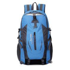 Fashion Waterproof Nylon Backpack. Le Sac À Dos Pour HommesSacs ... d1afa55b349