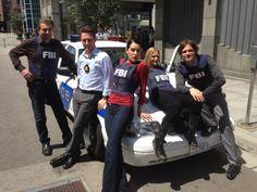Dr. Spencer Reid & Jennifer Jareau & David Rossi & Emily Prentiss & Detective William LaMontagne Jr.