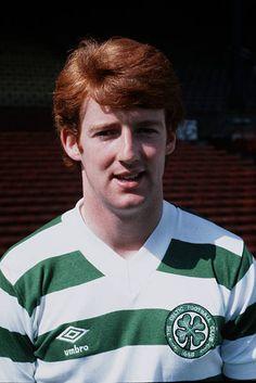 Tommy Burns Celtic 1980