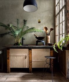Made for @vtwonen with photography by @stankoolen and styling by #marianneluning on location @weldaad_vintage kitchen by #combitex #kitchen…