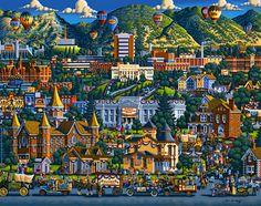 Provo by Eric Dowdle - Provo, Utah