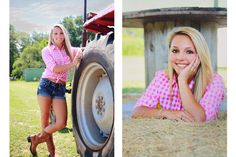Senior pictures at the farm Senior Portrait Poses, Country Senior Pictures, Sunflower Fields, Inspirational Photos, Senior Photography, Picture Ideas, Teen, Rustic, Beautiful