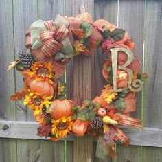 Check out this item in my Etsy shop https://www.etsy.com/listing/464803248/custom-order-wreath-monagram-initial