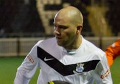 Neil Reynolds Bamber Bridge FC