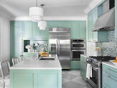 #DIY: Cómo #pintar los #muebles de su #cocina