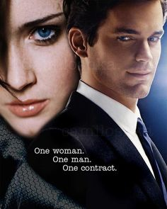 Mock-ups of Fifty Shades of Grey posters starring Alexis Bledel and Matt Bomer.