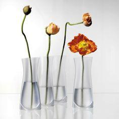 "Faltvase ""Le Sack"" mini Mini, Glass Vase, Design, Plastic, Home Decor, Hot, Household, Homes, Gifts"