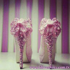 2013 Özel Tasarım Gelin Ayakkabısı Modelleri (26)