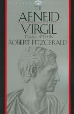 Virgil's Aeneid is the epic of Western civilization just as Homer's Iliad and Odyssey are the epics of Greek culture. The poem tells of the remote past, the world of Homer's heroes, in order to be able to speak of the present and future of Augustan Rome. Virgil was chosen by Caesar Augustus to write a poem that would glorify Rome. The Aenid is intense in its graphic and stirring expression of intense human experiences from fast-paced gory war scenes to tender stories of love.