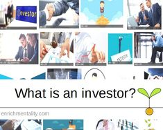 What is an investor? Father And Son, Investors, Finance, Reading, Words, Reading Books, Economics, Horse