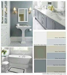 Current Bathroom Colors choosing bathroom paint colors for walls and cabinets | creativity