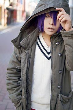 YK Atsushi Murasakibara Cosplay Photo - WorldCosplay