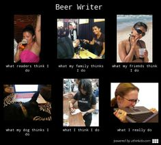 Life of a Beer Writer
