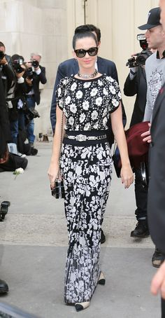 Katy Perry in Chanel