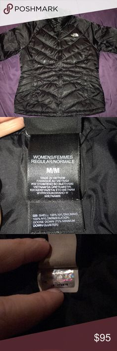 Women's Aconcagua North Face jacket sz medium Excellent condition! Barely worn North Face Jackets & Coats Puffers
