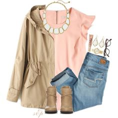 A fashion look from March 2016 featuring J.Crew tops, American Eagle Outfitters jeans and Wallis ankle booties. Browse and shop related looks.
