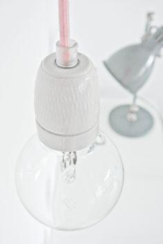 DIY lamp van snoerboer.nl op blog Lekker Fris
