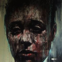 Guy Denning Raw and dripping with the truth...