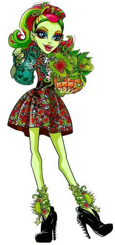 Venus McFlytrap. Gloom & Bloom Party