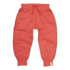 Red Harem Pants | Funky Pants for Cool Toddlers and Kids