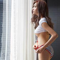 Playgirl Ploy : Follow her at @ploy777 . #playboy #2015 #playboythailand #bunny #playmate #playgirl #thaibunnies #thaigirl #girl #สาวสวย .