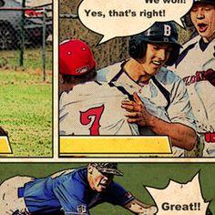 Create a Retro Comic Book Effect in Photoshop psd-dude.com Tutorials