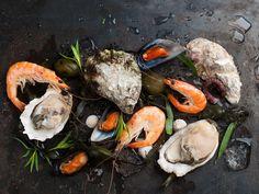 Austern und Muscheln aus der Küche Südfrankreichs - weitere Gerichte und passende Weinempfehlungen im Artikel. #Wein #Meeresfrüchte