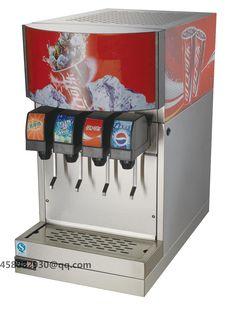 Cola flavored concentrated syrup soda fountain machine/coke fountain dispenser #Affiliate