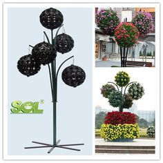 fabric liner for wire baskets / Hanging plastic basket liners / flower basket liners