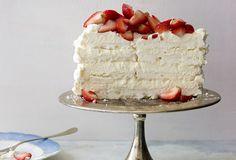 Pati Jinich Meringue Cake