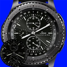 Sinn Archives - Watch Faces for Samsung Gear S2 & S3 & Android Wear