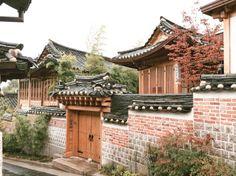 """Buckchon Hanok Village en #Seul.En nuestro artículo """"descubriendo Seúl"""" te contamos sobre nuestras primeras impresiones sobre esta capital. #Seul #CoreaDelSur #Asia #Blog #southKorea #Seoul"""