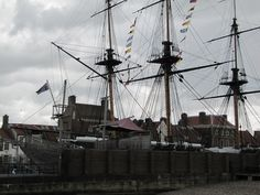 Tall ships Hartlepool 2010