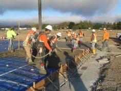 NorthBay Healthcare, Green Valley Health Plaza, Construction Progress, July 30, 2013