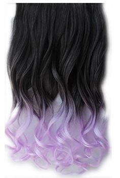 Hair extension - Californian colors