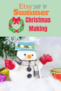 Learn how to plan ahead for your crafting making business. Christmas in July? Check out Julie of Southern Charm Wreaths business tips: Pinterest Tips for Etsy Shops - Make Christmas in Summer Summer Christmas, Christmas Makes, Holiday Fun, Silk Flower Wreaths, Diy Home Decor Projects, Decor Ideas, Holiday Market, Paper Crafts, Diy Crafts