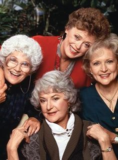Golden Girls They're all dead except for Betty White. That's because Betty White is Betty-F-ing-White, that's why. The Golden Girls, Golden Girls Theme, V Drama, Grudge Match, Emission Tv, Mejores Series Tv, Betty White, Old Shows, Great Tv Shows