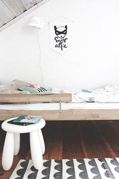 Banner for kids room | SMÄM